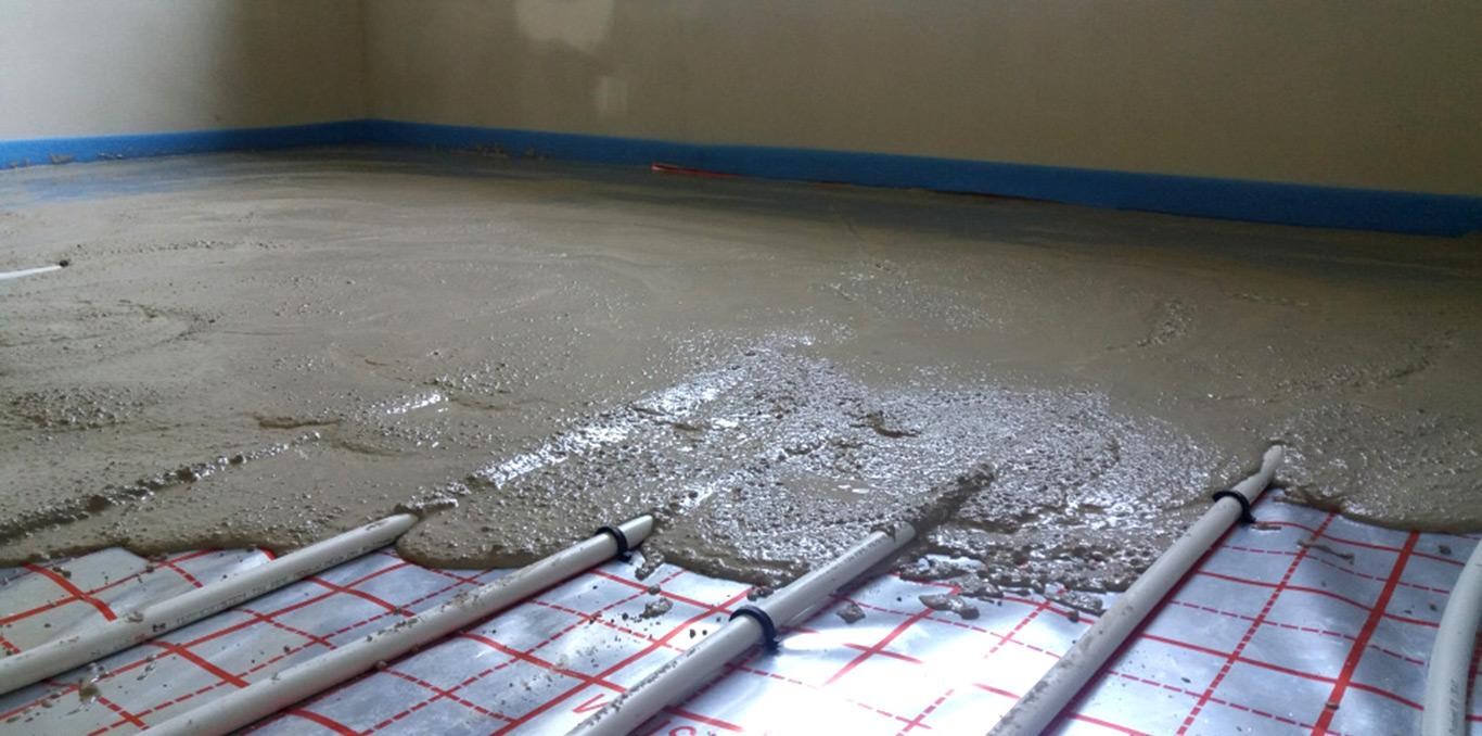 Profesionálně lité podlahy